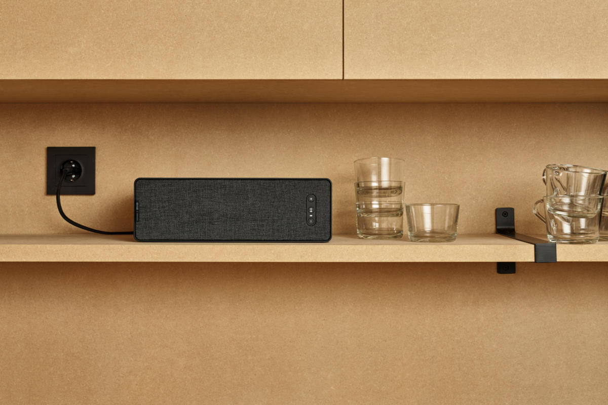 Porta Tv Stereo.Ikea Symfonisk Speakers Review Sonos Made Sure They Sound