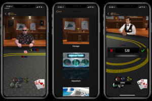 texas hold em app store