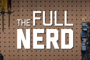 Watch The Full Nerd talk about GPU news live!