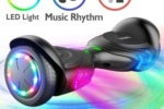This RGB-lit, music-pumping 'hover board' has dropped to $209