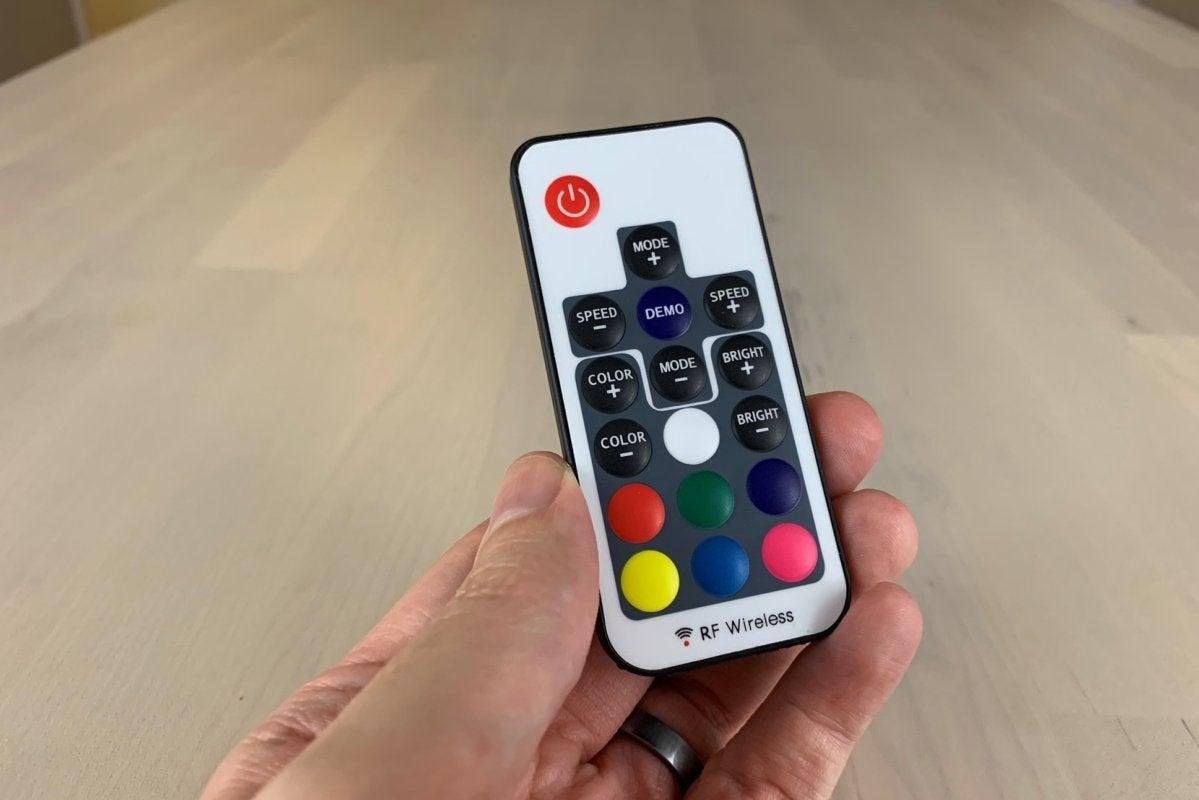 vansky bias tv lighting remote 3