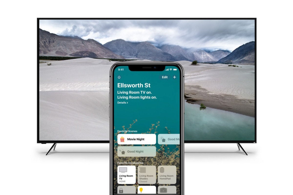 HomeKit and AirPlay 2 support starts