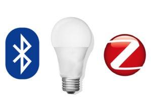 zigbee bluetooth lightbulbs