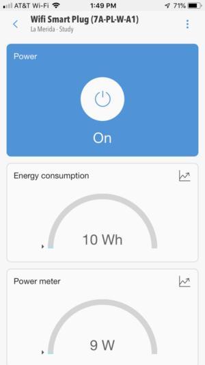 Samsung SmartThings Plug App