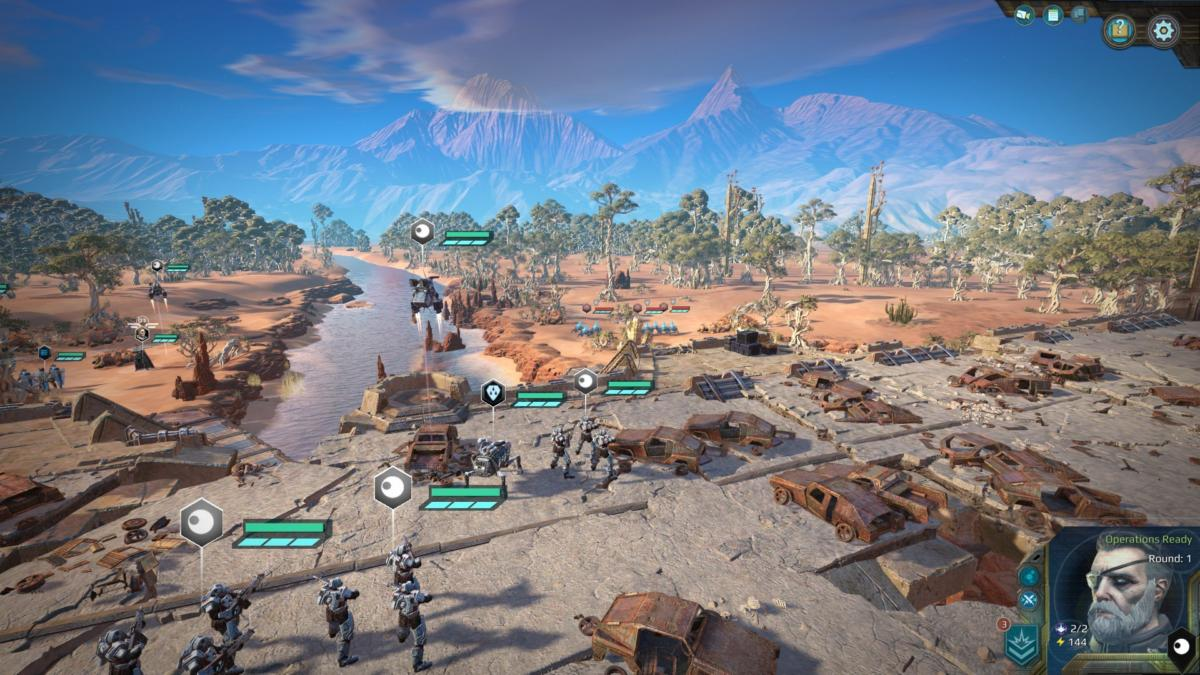 Age of Wonders: Planetfall review: This space-faring 4X saga is