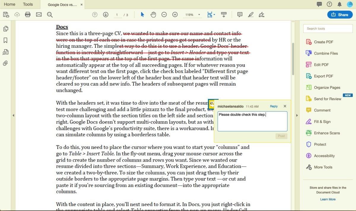 Adobe Acrobat Standard DC vs  Adobe Acrobat Pro DC | PCWorld