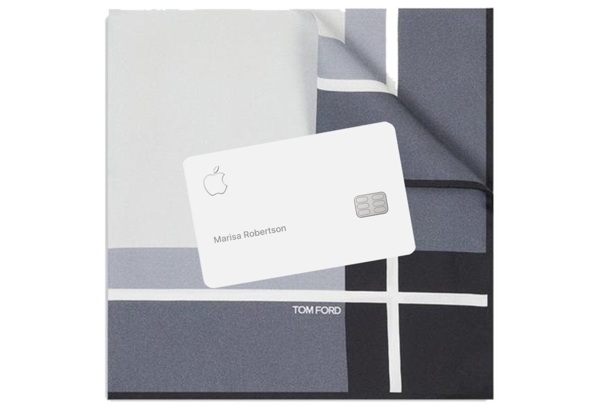 apple card silk