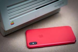 apple silicone case iphone xs max macintosh