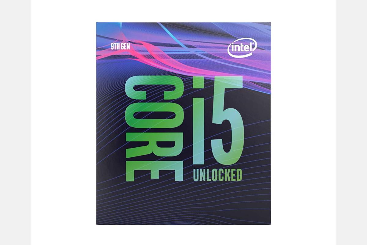 Intel's overclockable Core i5-9600K is on sale for $219, its lowest price ever