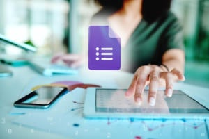 Google Forms cheat sheet
