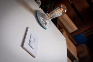 How to install a smart switch.  C by GE switch pictured