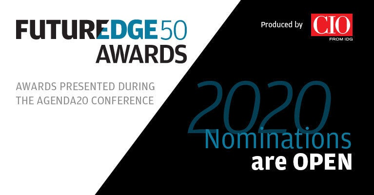 Future Edge 50 Awards, AGENDA 20 Conference, March  23-25, 2020