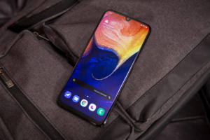 galaxy a50 display