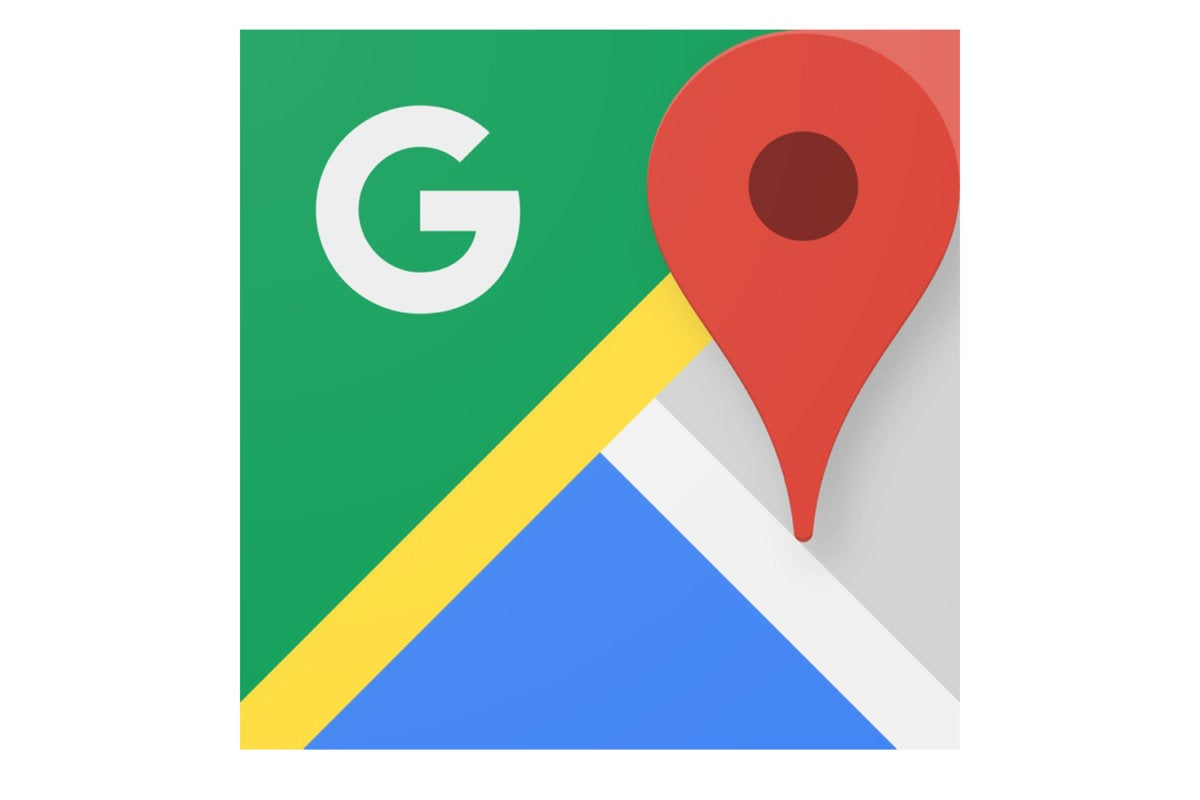 google maps ios icon