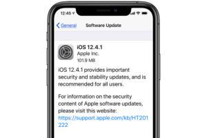 ios 1241 update