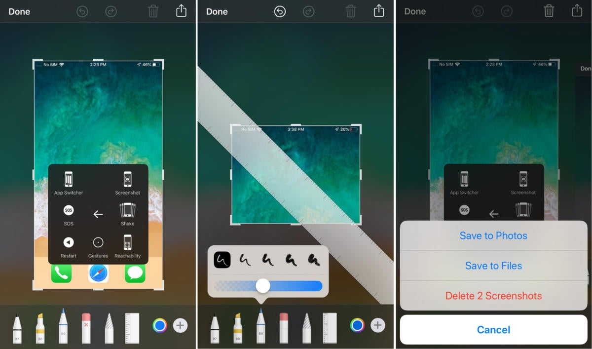 How to take and edit a screenshot on any iPhone | Macworld