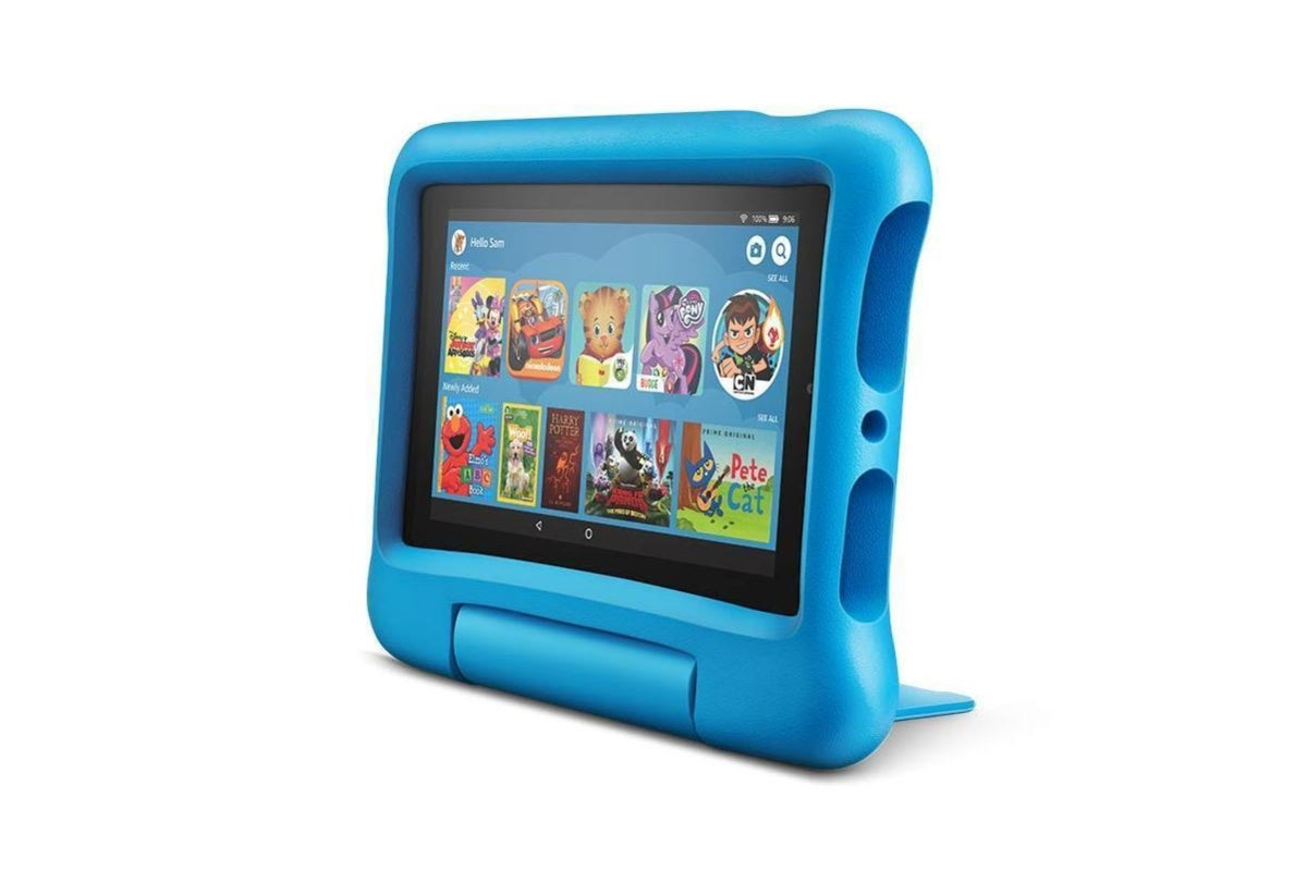 kids fire tablet