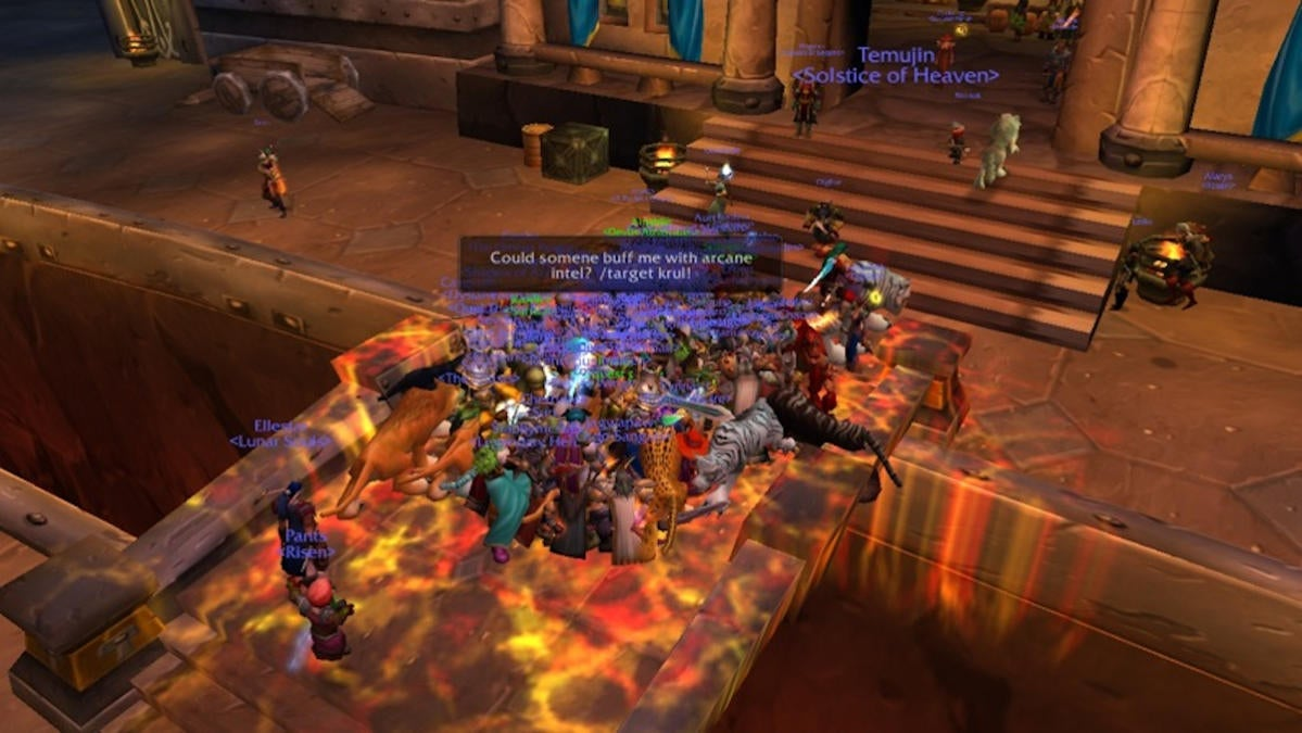 WoW Classic is a step back in time—and a step back for World