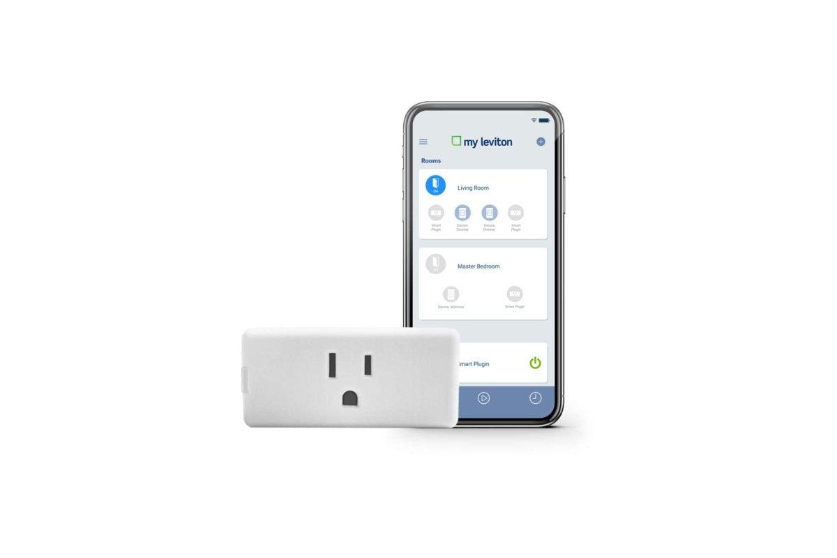 Leviton Decora Mini Plug-In Outlet (model DW15P) review