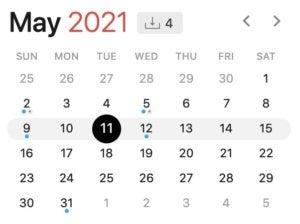 may 11 2021