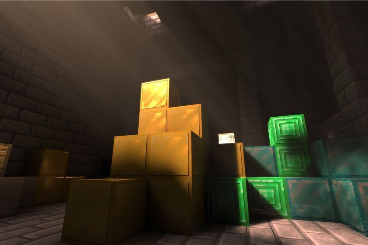 Real Time Ray Tracing Is Coming To Minecraft On Windows 10