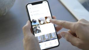 Google Photos on the iPhone