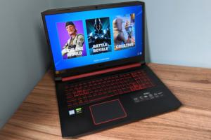 Acer Nitro 5 (17-inch, AN517-51-56YW) review: Here's your cheap Fortnite laptop