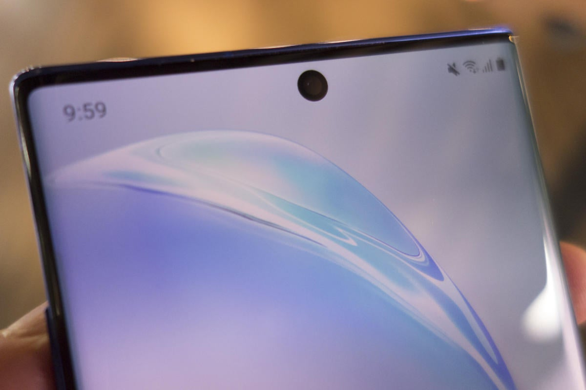 Samsung Galaxy Note 10+ hands-on: A new model changes the game, for