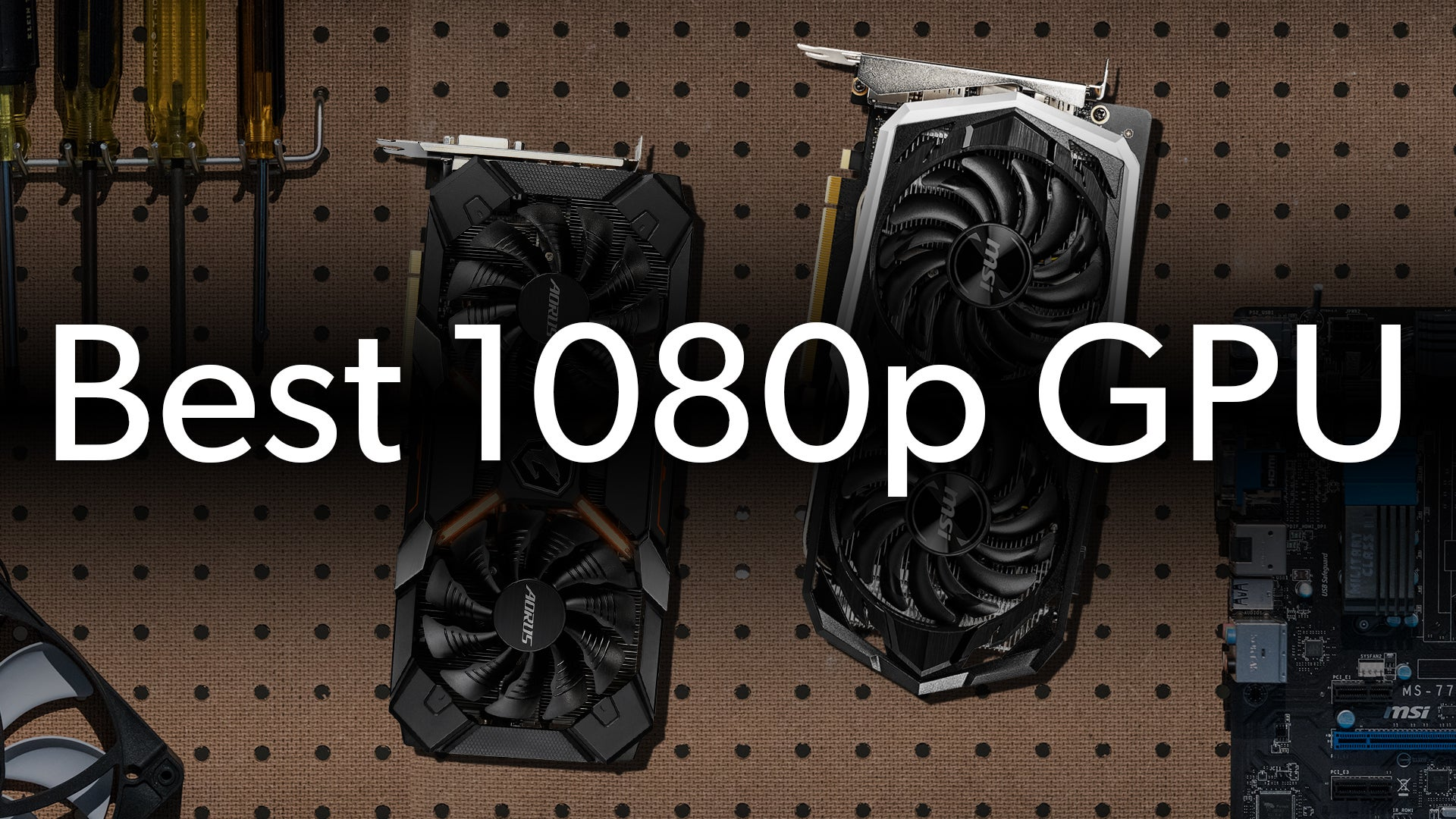 The best graphics card for 1080p gaming (Fall 2019) | PCWorld