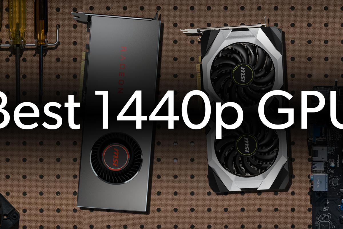 The best graphics card for 1440p gaming (Fall 2019) | PCWorld