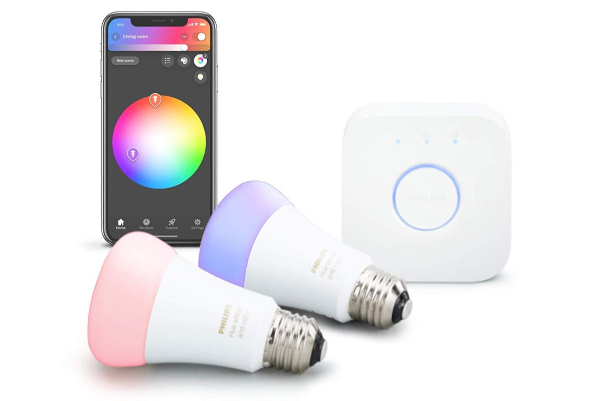 philips hue 2 pack