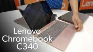 Lenovo Chromebook C340