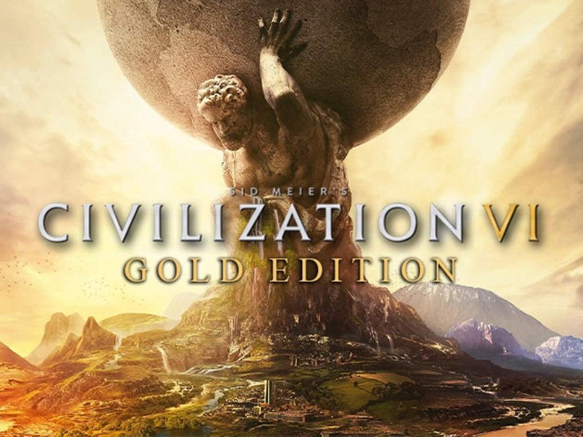 希德·梅尔的文明六:黄金版今天七五折