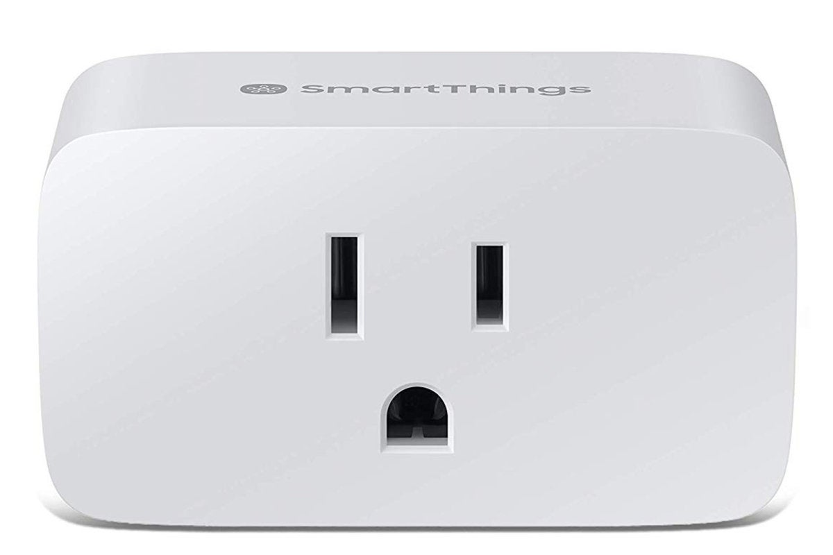 Samsung SmartThings Wifi Smart Plug review: No hub required