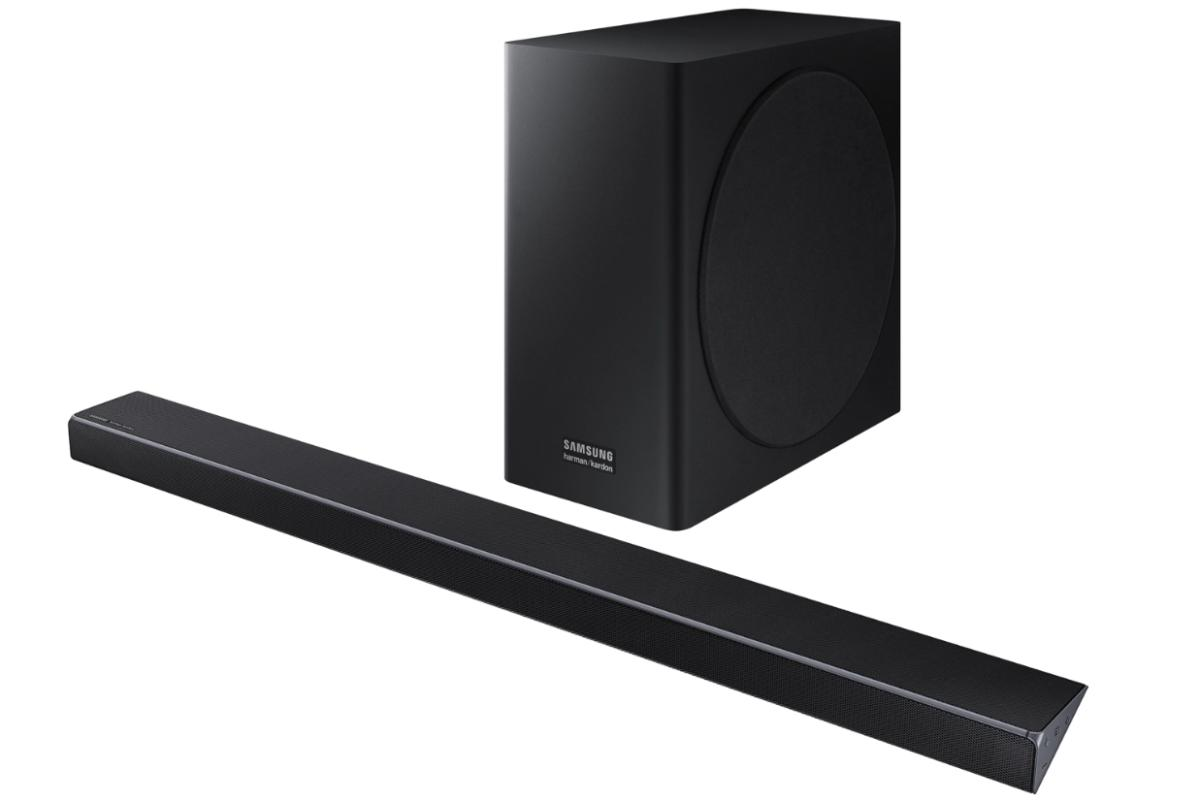 Samsung HW-Q70R soundbar review: This easy-to-install ... on
