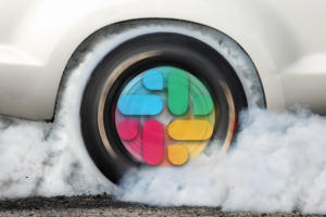 How to supercharge Slack with 'action' apps