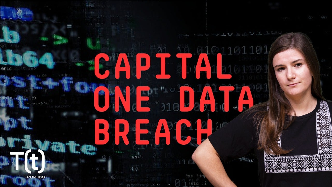 The latest large-scale data breach: Capital One | TECH(feed)