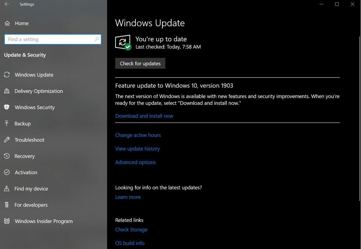 Install Windows 10's August 2019 updates now to protect your