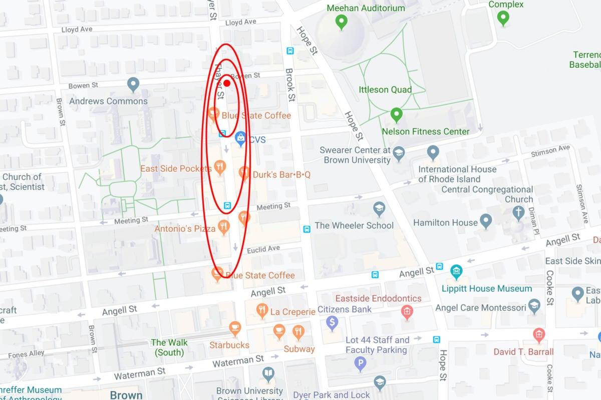 verizon providence 5g map