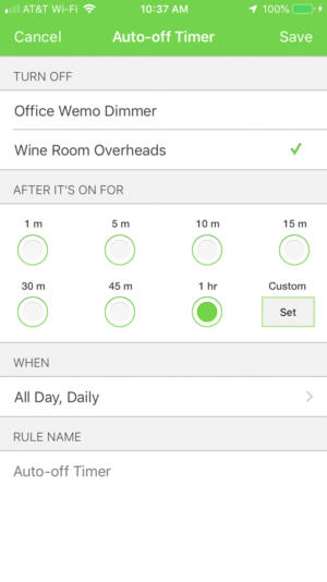 wemo 3way smart switch app