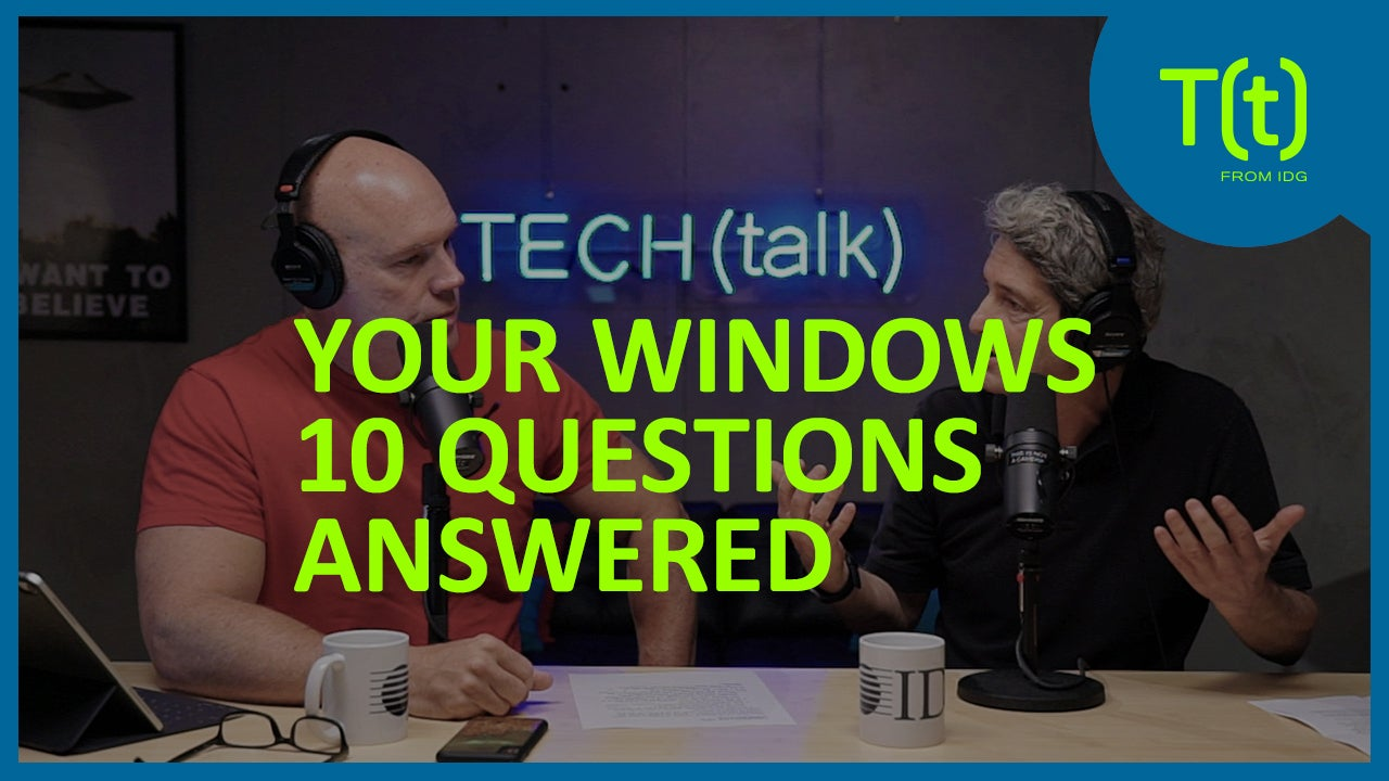 Windows 10: Answers to your most important questions | TECH