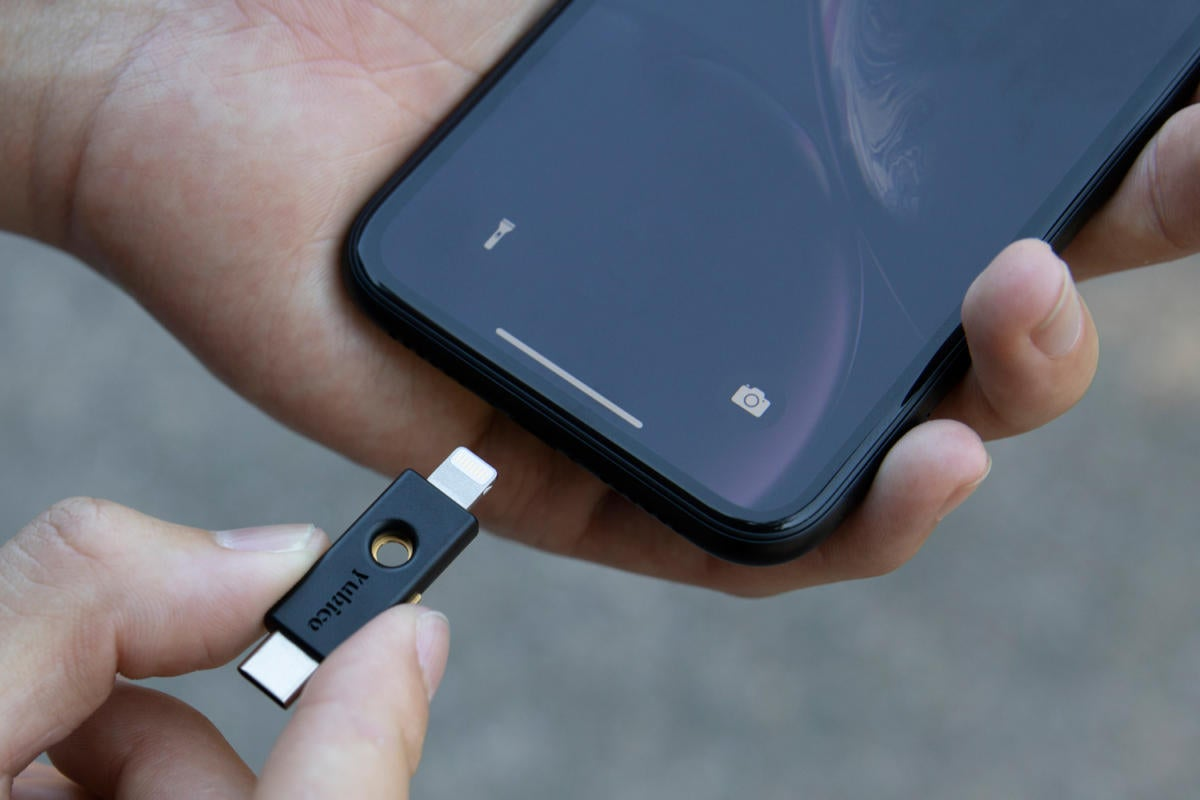 YubiKey 5Ci review: WebAuthn encrypted Lightning key for iPhone and iPad for secure authentication