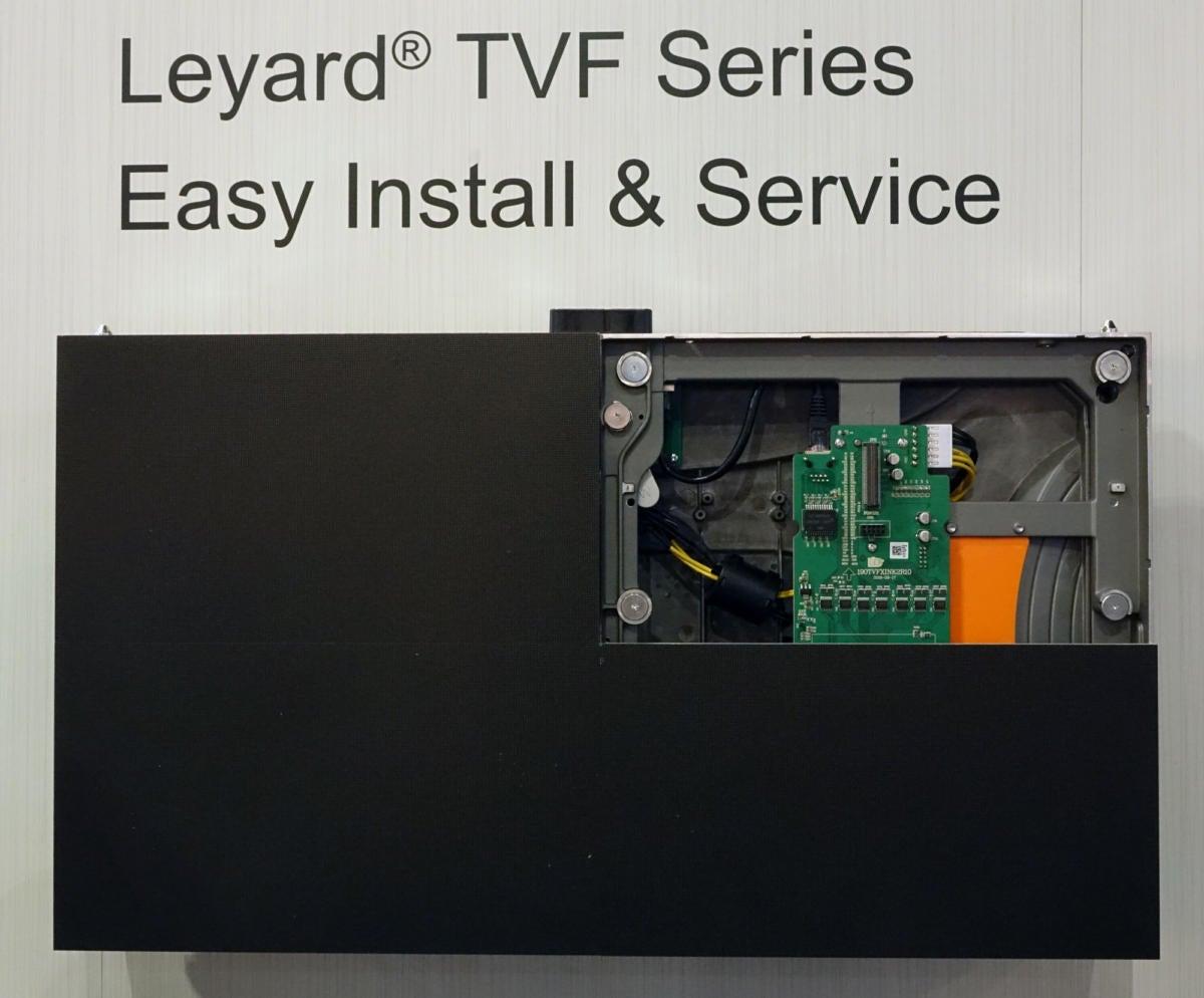 leyard tvf module