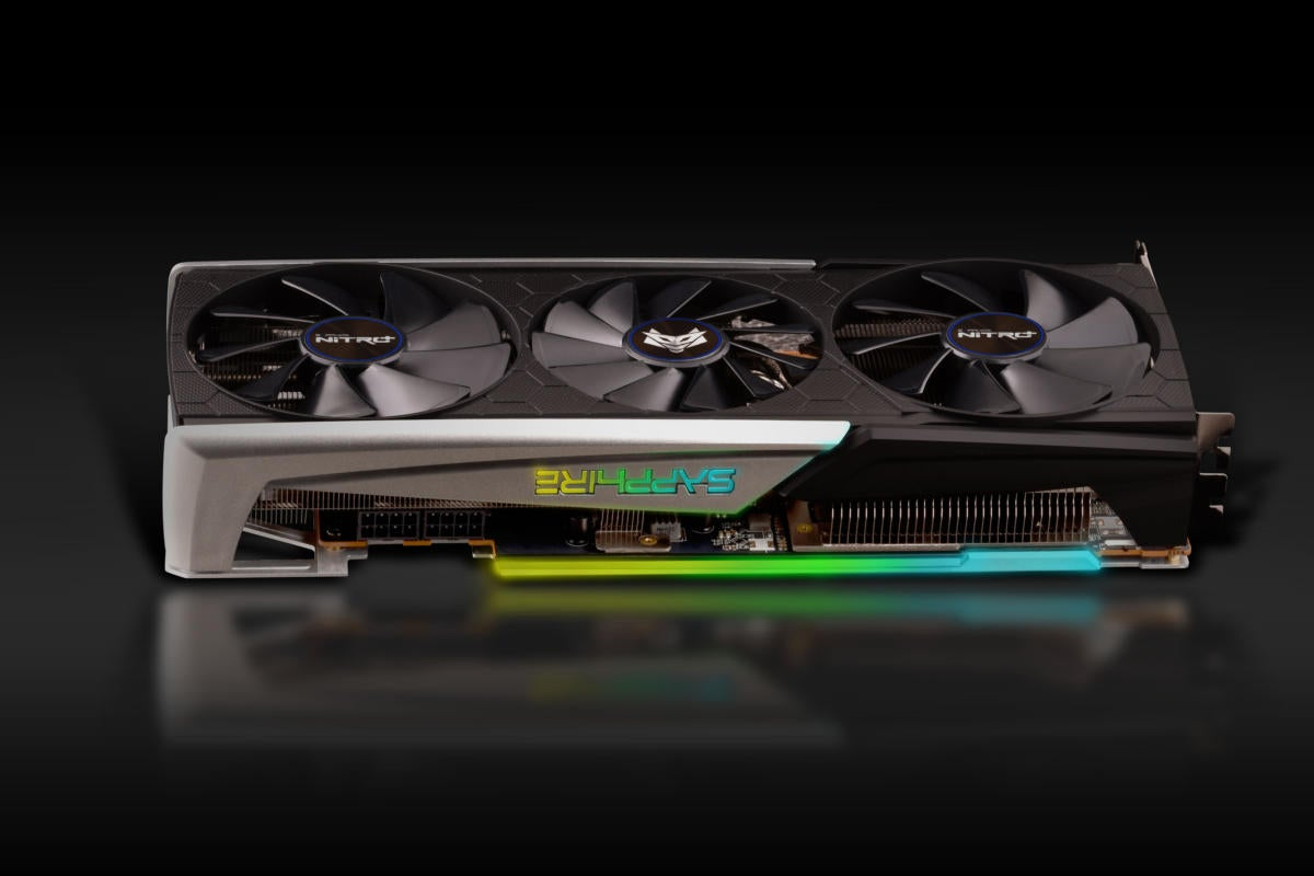Sapphire Nitro Radeon Rx 5700 Xt Review Superfast And Nearly Flawless Pcworld