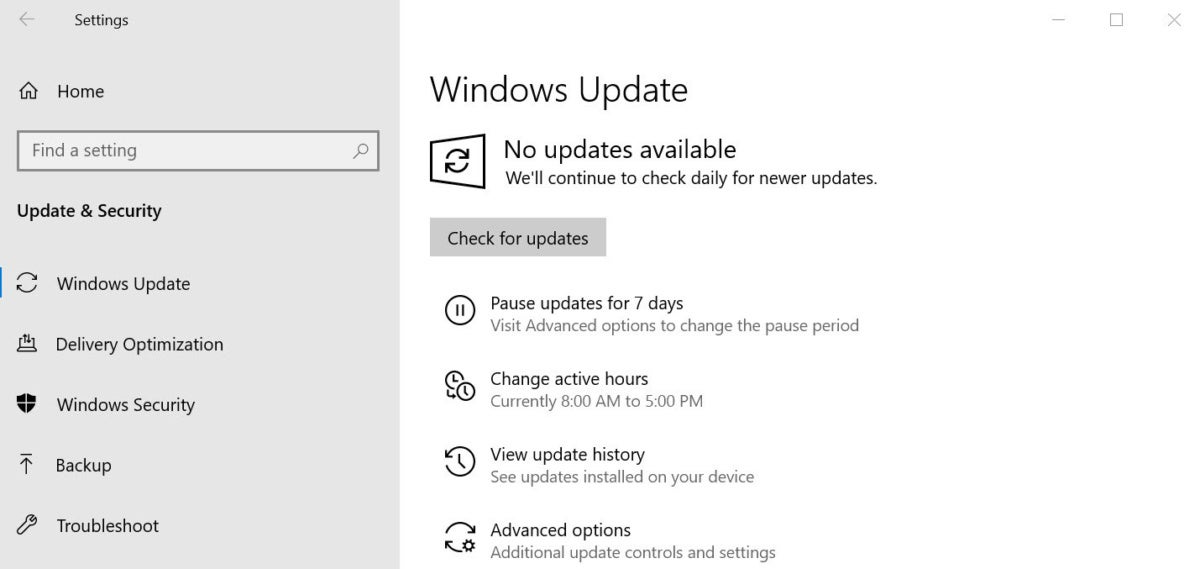 It's Patch Tuesday — time to block Windows automatic update