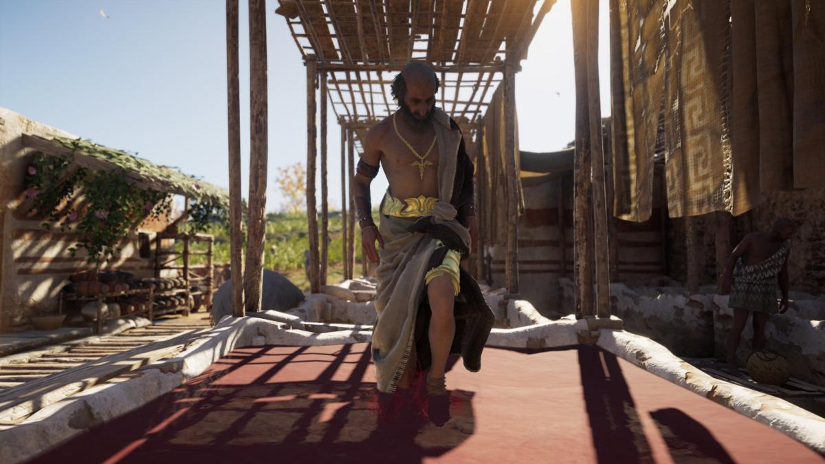 Assassin's Creed: Odyssey's educational Discovery Tour mode is here at last, and better than before