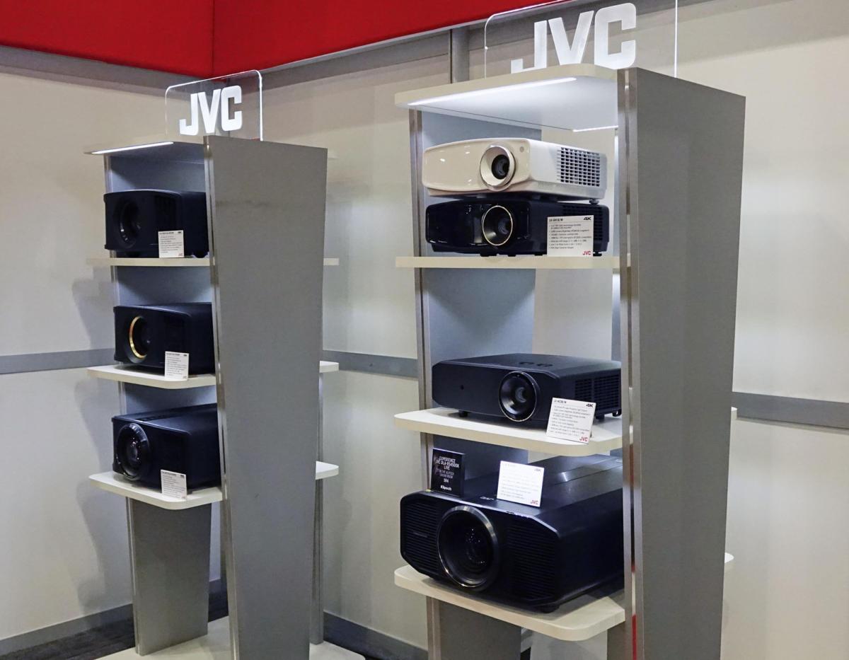jvc projectors