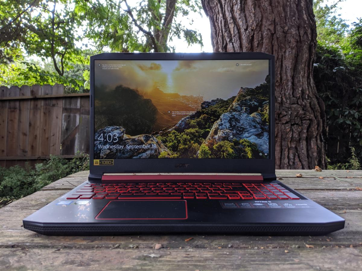 Acer Nitro 5 (2019) review: A great budget-conscious laptop, at ...