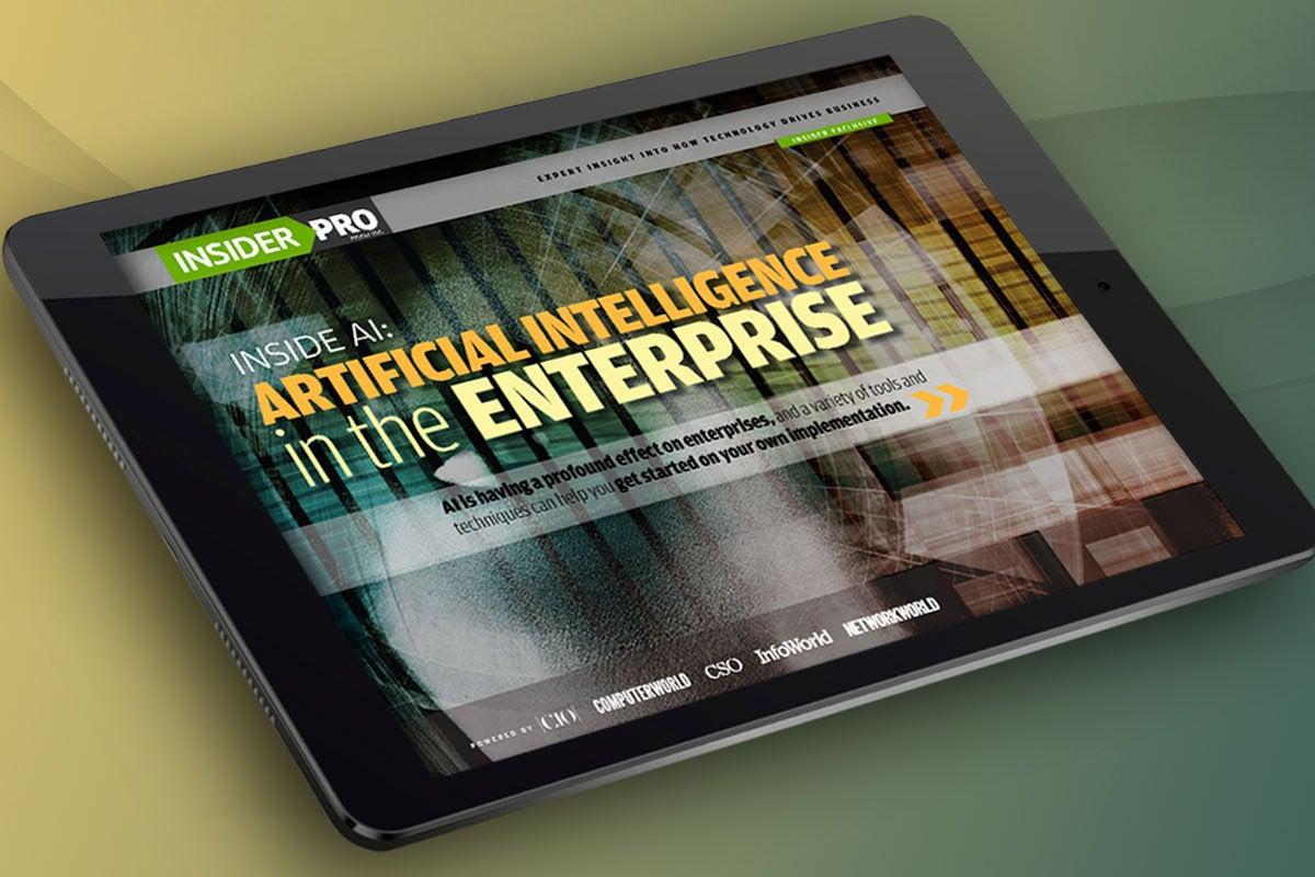 人工智能电子书:企业中的人工智能