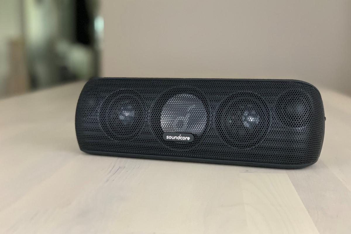 Anker Soundcore Motion+ Bluetooth speaker review: Big sound in a rugged,  compact package | TechHive